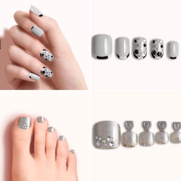 Dashing Diva Other | Selfadhesive Finger Toe Nails | Poshmark